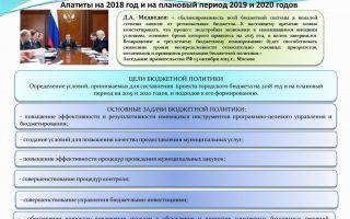 Важные изменения налоговой политики на 2019-2022 годы