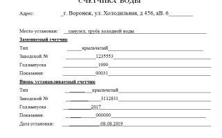 Акт уценки товара. бланк, образец 2018