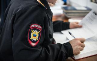 Проверка организации полицией. порядок, результат