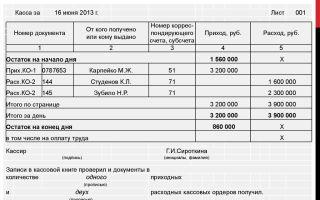 Смена председателя ликвидационной комиссии